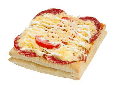 пиццерин с колбасой